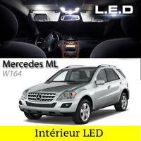 LED Innenraumbeleuchtung Beleuchtung Set  19 led Glühbirnen für Mercedes ML w164