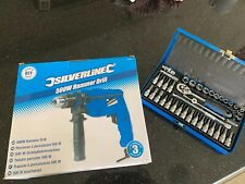 SUPERB BUY - Hammer Drill and Socket set combo - great price great tools