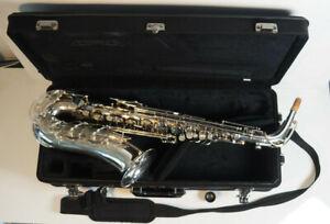 Saxophon Altsaxophon Julius Keilwerth The New King 1955 Vintage +Koffer (Yamaha)
