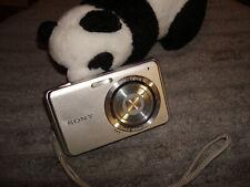 Sony Cyber-Shot DSC-W180 Silver Digital Camera 10.1MP