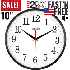 Large Wall Clock Oversized Living Room Silent Decorative Home Modern Office