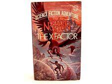 ANDRE NORTON - The X Factor - 1984 Del Rey Paperback