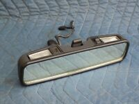 Rear View Mirror w/ Courtesy Map Lights OEM 1993 C4 Corvette NICE!!