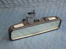 Rear View Mirror w/ Courtesy Map Lights OEM 1993 C4 Corvette NICE!!