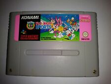 TINY TOONS WILD WACKY SPORTS ORIGINAL SNES GAME CART ONLY TESTED