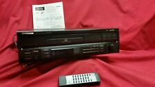 Pioneer CLD-S201 LaserDisc Player With Remote & Manuals