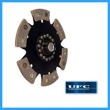 ACT XTREME 6PAD PUCK RIGID CLUTCH DISC PLATE for 89-00 NISSAN SILVIA SR20DET RWD