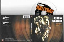 CD de musique édition Johnny Hallyday