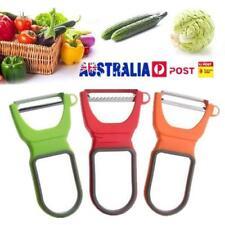 3PC Fruit Vegetable Peeler Spiralizer Cutter Twister Food Spiral Slicer Shredder