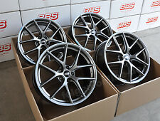 BBS ci-R Platinum 4 llantas 8x19 5x112 et44 ci2004 para VW Golf 6 + 7 + R + GTI
