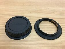 *EXC+5* Kindai Rayqual Mount Adapter Contax CY Lens to Canon EOS Mount Japan