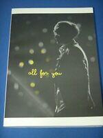 EXO LU HAN ALL FOR YOU PHOTO BOOK K-POP