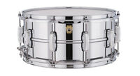 "Ludwig LM402 Supraphonic 6.5""x14"" Snare Drum w/ Imperial Lugs"