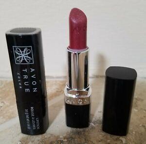 Avon True Color Lipstick Sparkling Mauve NEW