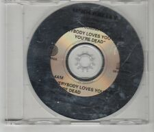 (HJ359) Underbelly, Everybody Loves You When You're Dead - DJ CD