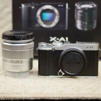 Fuji FujiFilm X-A1 Camera with 16-50mm f/3.5-5.6 OIS Lens