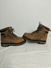 86552ab54e10 Cabela's Men's 7B Steel Toe Gore-Tex Leather Work Boots