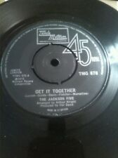 Michael Jackson & Jackson Five - Get It Together -TMG 878 UK Original Rare late
