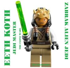 LEGO STAR WARS JEDI EETH KOTH 100% LEGO MASTER NEW SET 7964 CLONE WARS SERIES