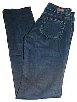 Citizens of Humanity Hutton High Rise Stretch Wide Leg Dark Wash Women's size 30