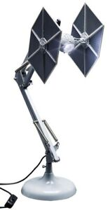 Star Wars Desk Lamp - Tie Fighter Light Official New
