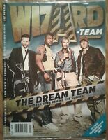 WIZARD COMICS MAGAZINE #225 June 2010 Sealed, The A-Team cover