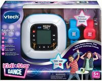VTech Kidi Star Dance Light Up Kids Dance Toy With 2 Motion Activated Bands New