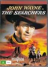 The Searchers  - John Wayne - New DVD