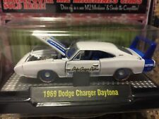 M2 Machines 1969 69 Dodge Charger Daytona Pace Autofest  1/64 Diecast Chase