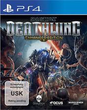 Sony PS4 Playstation 4 Spiel ***** Deathwing: Space Hulk *************NEU*NEW*55
