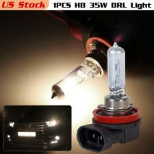 H8 12V 35W Halogen Bulb Daytime Running Lights Xenon Light x1