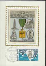 Frankrijk FDC Carte 1974 (001) - Compagnons Liberation