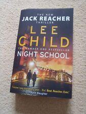 Night School: (Jack Reacher 21) by Lee Child (Paperback, 2016)