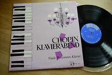 Chopin VLADO PERLEMUTER Recital di pianoforte piano sera LP MMS M 2223 ex/nm