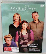 Love My Way : Series 1--- (DVD, 2006, 5-Disc Set)