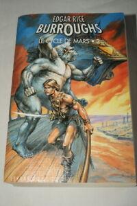 JOHN CARTER- LE CYCLE DE MARS 2 BURROUGHS 1995 LEFRANCQ COLLECTION VOLUMES