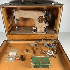 Casa De Muñecas Mini Caja de la máquina de Coser Jones