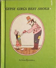 Gypsy Girl's Best Shoes by Anne F. Rockwell (1966, Hardcover ) Parents Mag Press