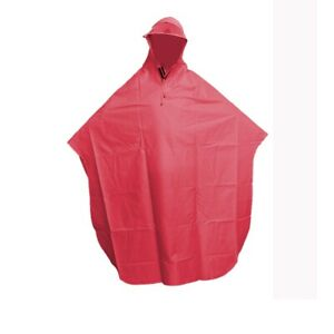 Outdoor Waterproof Raincoat EVA Cloth Long Rain Coat Poncho With Hat