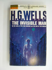 The Invisible Man, H G Wells, Berkley Paperback, 1970s?