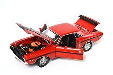 DODGE Challenger R / T FE5 Coupé 1970 highway 61 50836 1:24 rouge prix spécial