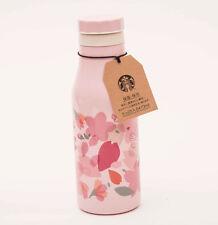 Starbucks Japan Sakura Petal Design 2018 Limited Stainless Bottle 473ml New