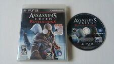Assassin's Creed Revelations Sony PlayStation 3 ps3