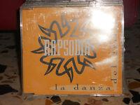 RAPSODIA - LA DANZA DEL GRILLO cd singolo slim case - edizione fuori comm. 1997