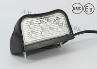 LARGE LED plate number LIGHT LAMP FOR IFOR WILLIAMS BRIAN JAMES TRAILER