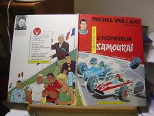 MICHEL VAILLANT 1968 L'HONNEUR DU SAMOURAI BE/TBE