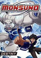 Monsuno Destiny DVD 2013 NEW
