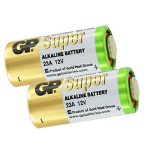 A23 12V Alkaline 23-A replacement battery 23AE GP - 2 Pcs