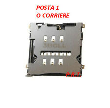 LETTORE SIM CARD READER PER Htc One X G23 S720e