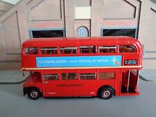 EFE 31601A London Transport Bus RM1 Festival of Britain South Bank Center M/B